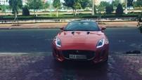 """Jaguar F-Type S màu cam độc nhất vô nhị Việt Nam về """"làm dâu"""" Bình Thuận"""