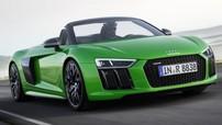 Audi R8 Spyder V10 Plus mới ra mắt với công suất hơn 600 mã lực