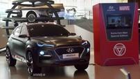 """Chiêm ngưỡng """"người sắt"""" Hyundai KONA Iron Man Special Edition"""