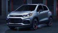 Chevrolet Trax 2018 sắp ra mắt với nhiều cải tiến