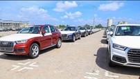 """Dàn xe Audi Q5 2017 """"đổ bộ"""" Việt Nam"""
