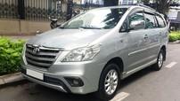 Khám phá 'vua xe cũ' Toyota Innova tại thị trường Việt Nam