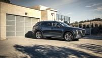 Mazda CX-9 2017 được IIHS đánh giá Top Safety Pick+