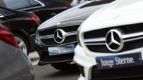 3 triệu xe hơi chạy diesel của Mercedes bị triệu hồi