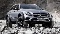 Mercedes-Benz E-Class All-Terrain 4x4² độc nhất có thể chinh phục mọi địa hình