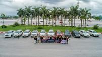 Hội mê xe Isuzu mu-X họp mặt tại Hà Nội