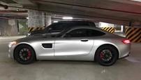"""""""Tình cũ"""" của Cường """"Đô-la"""" - Mercedes-AMG GT S lại thay áo mới"""