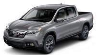 Công bố giá chính thức cho Honda Ridgeline 2018