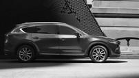 Tiết lộ hình ảnh ngoại thất của Mazda CX-8