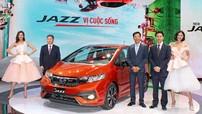 Honda Jazz - mẫu hatchback 5 cửa lần đầu được ra mắt tại Việt Nam