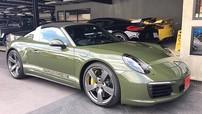 Porsche 911 Targa 4S siêu độc khiến chủ xe phải chờ đợi suốt 1,5 năm