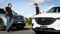 Toyota mua cổ phần của Mazda