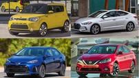 Top 10 xe hơi gia đình có giá tốt nhất