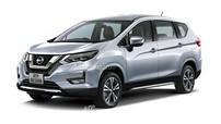 Lộ ảnh phác họa Nissan Grand Livina 2018