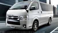 Toyota Hiace bản nâng cấp sẽ chính thức ra mắt vào tháng 12