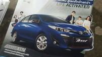 Toyota Yaris ATIV lộ diện trước giờ G