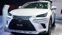 Lexus NX 2018 ra mắt thị trường Việt Nam