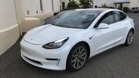 Tesla Model 3 có sức mạnh tương đương 258 mã lực