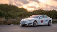 Tesla Model S lập kỷ lục mới 1.000 km/lần sạc