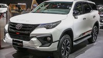 Toyota Fortuner 2017 thêm bản TRD Sportivo thứ hai