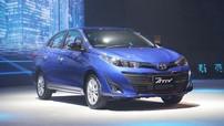 Toyota Yaris sedan thêm bản Ativ mới với thiết kế khác biệt