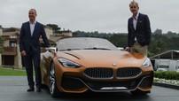 BMW Z4 Concept có thiết kế mới táo bạo