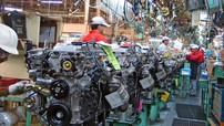 Quá trình sản xuất động cơ xe ô tô