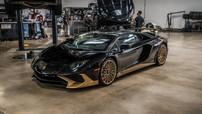 Chiêm ngưỡng siêu xe Lamborghini Aventador SV Coupe thứ 600 xuất xưởng