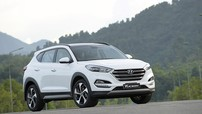Hyundai Tucson lắp ráp trong nước chốt giá từ 815 triệu đồng