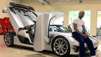 Koenigsegg CCXR Trevita 2010 được đấu giá chỉ với 2,6 triệu USD