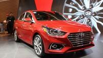 Ra mắt Hyundai Accent 2018 giá 12.500 USD tại Ấn Độ