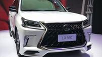 Lexus LX570 Superior giá từ tương đương 5 tỷ đồng tại Trung Quốc