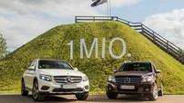 SUV Mercedes-Benz GLC thứ 1 triệu chính thức lăn bánh khỏi dây chuyền sản xuất
