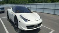 Chi 1,88 tỷ đồng để mua lại Ferrari 458 Italia ngập nước