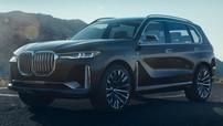BMW X7 - mẫu SUV cỡ lớn hoàn toàn mới
