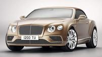 """Bentley Continental GT """"xả hàng"""" trước khi ra mắt phiên bản mới"""