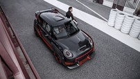 "Mini John Cooper GP bản Concept sắp ""vén màn"" tại Frankfurt 2017"