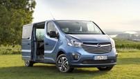 Opel mời gọi người dùng sử dụng chiếc Vivavo Life mới của hãng để đi cắm trại