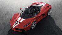 Siêu xe Ferrari LaFerrari Aperta cuối cùng lập kỷ lục giá bán