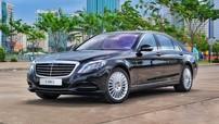 Bổ sung 25 xe Mercedes S-Class cho đội xe lễ tân nhà nước Việt Nam