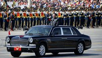 Xe sang Hồng Kỳ - Niềm tự hào một thời của Trung Quốc