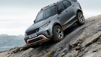 Discovery SVX - mẫu offroad mạnh nhất của Land Rover Discovery