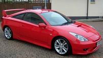 Toyota đăng kí thương hiệu Celica để làm gì?