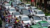 Dự kiến thu phí xe hơi vào TPHCM từ năm 2020