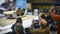 Liên minh thiết kế nội thất xe tự lái