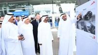 50 xe điện hạng sang Tesla dùng làm… taxi ở Dubai