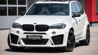 """BMW X5 M Typhoon độ động cơ """"khủng"""" mạnh ngang siêu xe"""