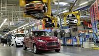 Ford cho ngừng sản xuất tại 5 nhà máy ở Bắc Mỹ