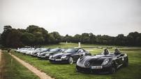 Siêu xe Mercedes SLR McLaren tụ hội tại Pháp