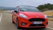 Đánh giá xe Ford Fiesta 2018: Xe cỡ nhỏ chưa đủ thực dụng của Mỹ